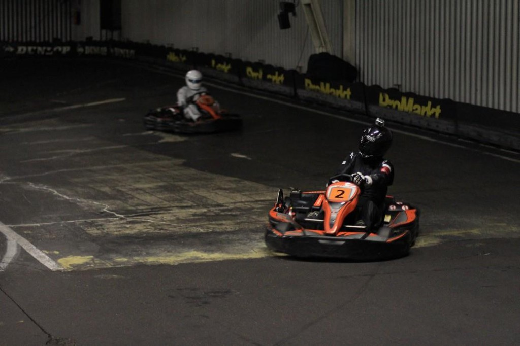 Beat the Boss bei Planet Kart in Mannheim
